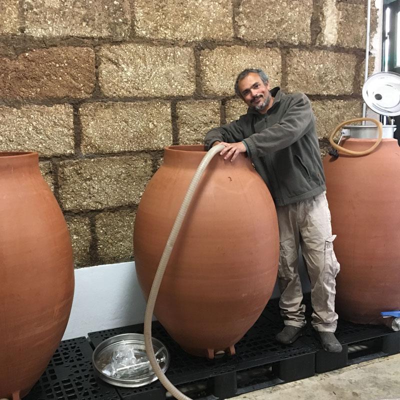 BODEGA - Tierra Fundida - Vinos Canarios artesanales